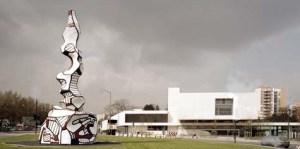 architecte : Jacques Ripault et Denise Duhart.